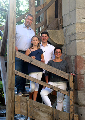Familie Brodführer